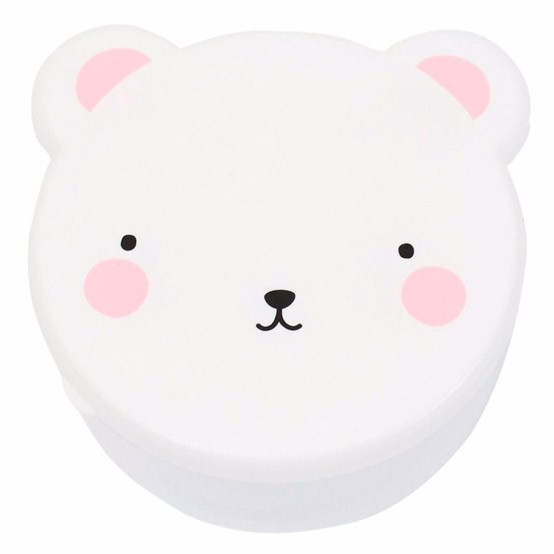 SET DE 4 CAJITAS BEAR PINK