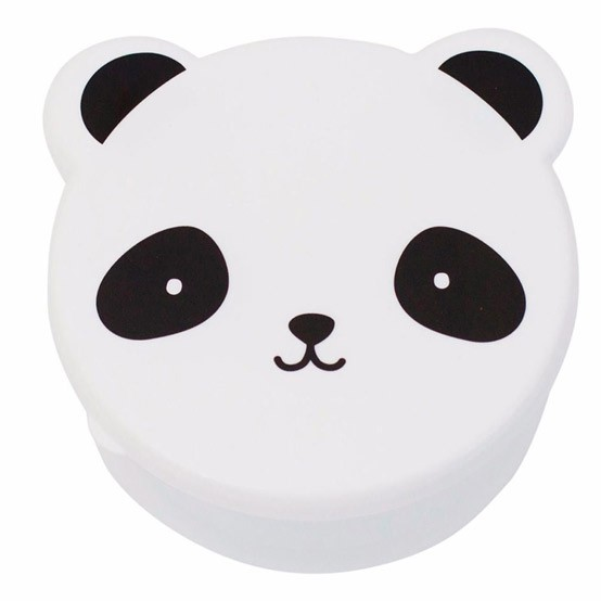 SET 4 LUNCH BOX PANDA