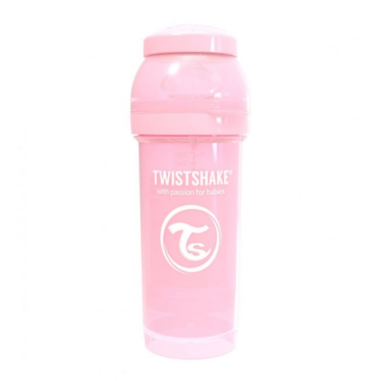 TWISTSHAKE PASTEL ROSA 260 ML