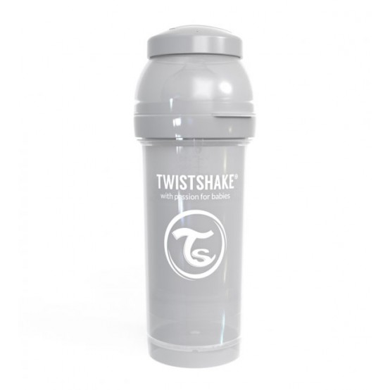 TWISTSHAKE PASTEL GRIS 260 ML
