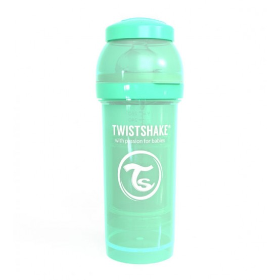 TWISTSHAKE PASTEL MENTA 260 ML