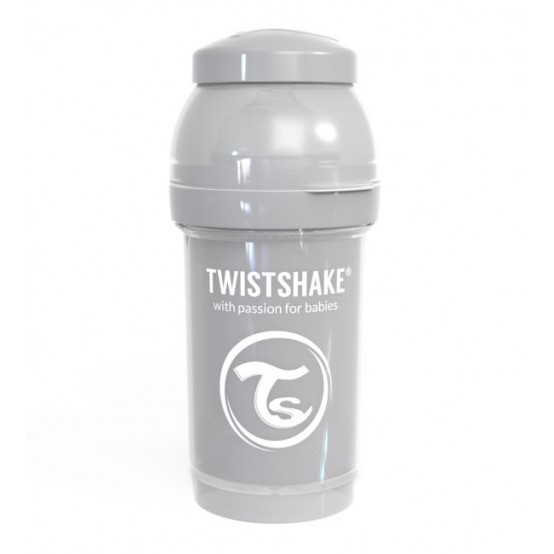 TWISTSHAKE PASTEL GRIS 180 ML